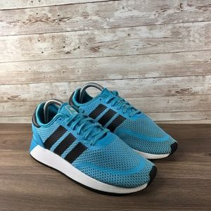 Adidas N-5923 Blue Black Retro Running Shoes